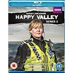 Happy valley Filmer Happy Valley - Series 2 [Blu-ray] [2016]